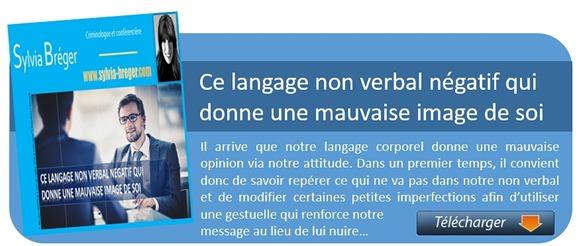 Le langage non verbal négatif